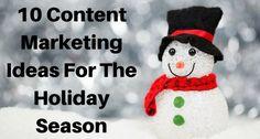 Info terbaru di Bintang Lima Community  @paper_li: 10 Awesome #ContentMarketing Ideas For The Holiday Season  https://buff.ly/2x4vpGU by @seosmarty #holidaymarketing https://pic.twitter.com/V52GpeIq2U