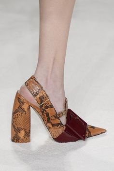 MIU MIU - The Best Shoes From PFW | The Zoe Report