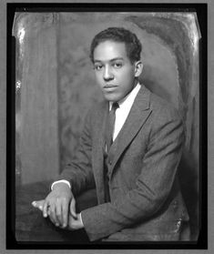 Langston Hughes received the D.Litt. at the 1963 Howard University Commencement.