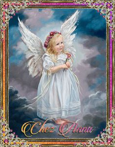Lovely angel!