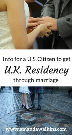 Information for a US Citizen on applying for UK residency through marriage to an EU National