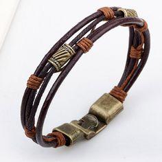 Cute 45+Best Leather Bracelet Inspirations For Cool Men Ideas https://www.tukuoke.com/45best-leather-bracelet-inspirations-for-cool-men-ideas-13195