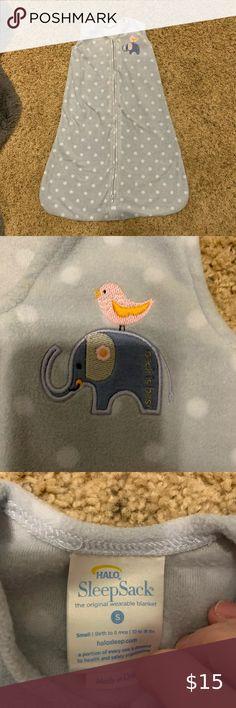 Aden /& Anais Unisex Baby/'s One-Piece Size 6-9M Cotton SS Animals NWT