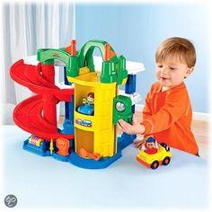 Little People Parkeergarage | Speelgoed