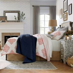 Cottage/Country Bedroom Design Photo by Wayfair