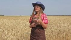 Check out Farm Girl Using Smartphone here: https://motionarray.com/stock-video/farm-girl-using-smartphone-61470 #videoediting #motionarray