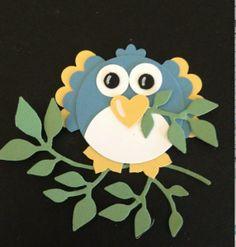 Blue Bird - Edith A. Rische