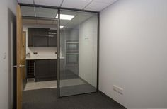 Compact, yet sophisticated office kitchen / teapoint www.jbhrefurbishments.co.uk