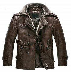 Sheep Skin Leather Jacket