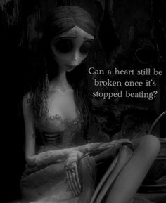 Corpse bride<333 love this movie when it came out and I just realized that ghost in the mirror by MIW has these lyrics in their song