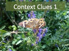 Context Clues 1 - an activity  I authored  on ActivityCircle.    ActivityCircle By Frolyc - Create. Publish. Inspire!