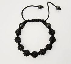 Black-Beads-Bracelet