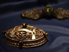 beautiful viking age brooch