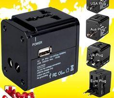 USB output:5V, 2.1A  OR 1A