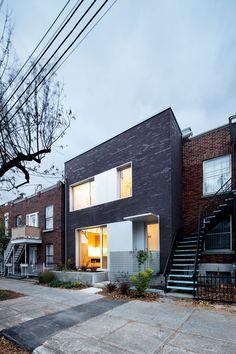 Résidence Alexandra - naturehumaine - architecture & design