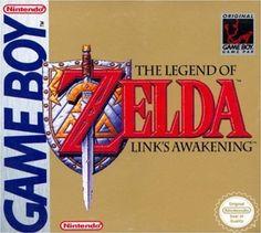 The Legend of Zelda:  Link's Awakening.  Gotta love the Wind Fish!