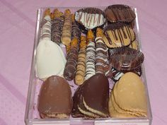 chocolate dipped - Google Search