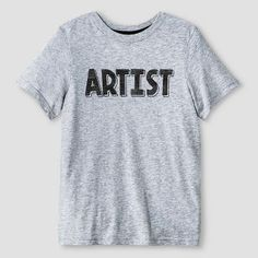 Kids' Graphic Tee Cat & Jack™ - Artist