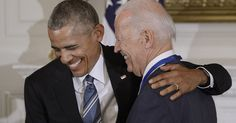 Now that the Obama administration has officially left the building, there's even more reason to look back at memes from the storied Barack Obama-Joe Biden bromance and sigh while wistfully remembering when the White House was inhabited by such wonder