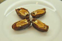 Fancy Medjool Dates + Pecans = Pecan Pie