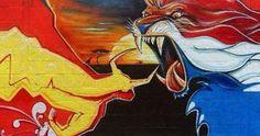 ****Hup Holland hup Laat de leeuw niet .... ****