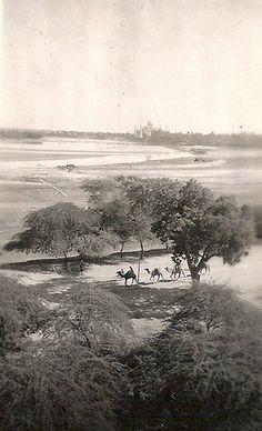 Taj Mahal - 1945