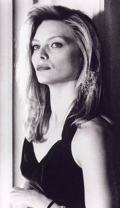 Michelle Pfeiffer as Susie Diamond in the movie The Fabulous Baker Boys.