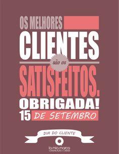 Dia do Cliente 2013