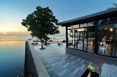 Escape to the secluded retreat of Aleenta Resort & Spa Phuket Thailand, set on a sandy white beach facing the crystal clear Andaman Sea. Stunning lofts, suites and villas, innovative Thai cuisine and a rejuvenating spa are the perfect ingredients for a stay in paradise.