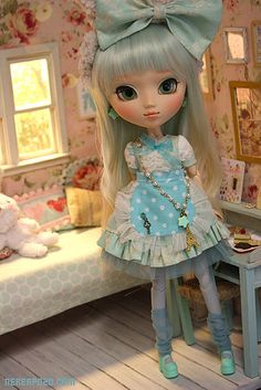 Mara Duette // Custom Pillip doll