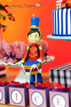 Tin Soldier Birthday Party Ideas | Photo 7 of 13 | Catch My Party