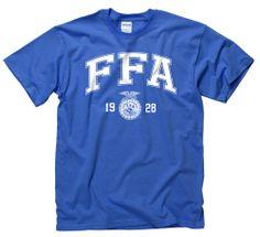 1928 logo tee. http://shop.ffa.org/ffa-1928-logo-tee-p42149.aspx