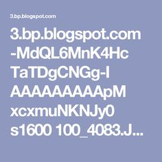 3.bp.blogspot.com -MdQL6MnK4Hc TaTDgCNGg-I AAAAAAAAApM xcxmuNKNJy0 s1600 100_4083.JPG