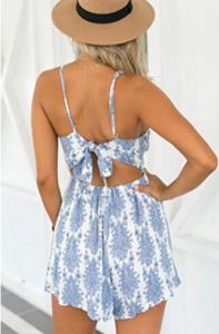 6bf2afde14f A classic summer wardrobe women are these trending summer playsuits for  women. Find sexy summer