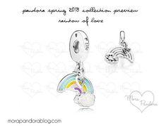 Pandora spring 2018 Rainbow of Love ....