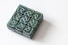 Knot Dice: Celtic Knot Games, Puzzles, and Art by Matthew O'Malley — Kickstarter