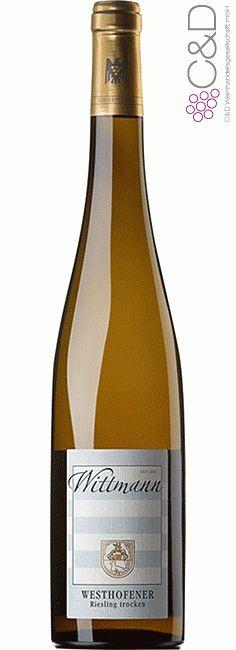 Folgen Sie diesem Link für mehr Details über den Wein: http://www.c-und-d.de/Rheinhessen/Riesling-Westhofener-2014-Weingut-Wittmann_64656.html?utm_source=64656&utm_medium=Link&utm_campaign=Pinterest&actid=453&refid=43 | #wine #whitewine #wein #weisswein #rheinhessen #deutschland #64656