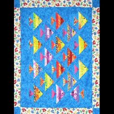 Pininterest Fish Quilt Patterns | Cozy-Quilt-Designs-One-Fish-Two-Fish-Pattern.gif (309×309)