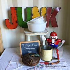 Vintage Junk Treasures #18