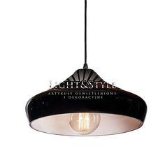Lampa wisząca Porcel L, Light&Style  Wykonane z żywicy ceramicznej Średnica 36cm Wysokość zawieszenia do 180cm E27 60W Loft, Ceiling Lights, Lighting, Home Decor, Decoration Home, Room Decor, Lofts, Lights, Outdoor Ceiling Lights