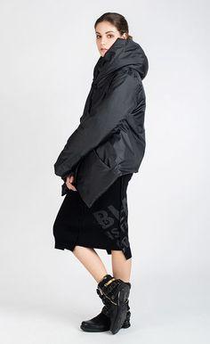 ESVERA - Knit skirt