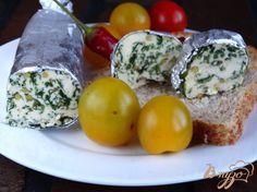 Зеленое масло с рукколой и горчицей - пошаговый рецепт с фото
