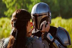 Star Wars Gif, Star Trek, Mandalorian Cosplay, Star Citizen, Pedro Pascal, The Force Is Strong, Love Stars, Obi Wan, Geek Out