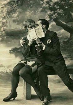 1920's couple