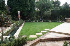 Wide Shallow Garden | Garden Design Ideas For You | Small Gardens |  Pinterest | Gardens, Garden Ideas And Garden Planning