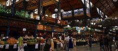 Must-eats in Budapest: Great Market Hall | Mooistestedentrips.nl