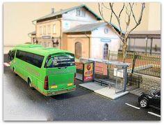 "Autobus ""Larrea"". Escala H0."