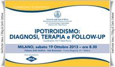 Ipotiroidismo MILANO 19.10.13