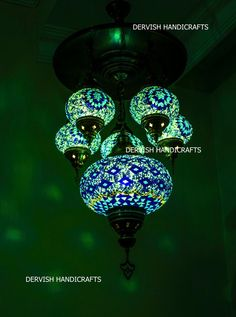 The Blue Beam is part of our Celestial Design series of Handmade Turkish Mosaic Chandeliers. Ethnic light design for your contemporary home, get it now! This beautifully handmade 6 Globe Turkish Mosai