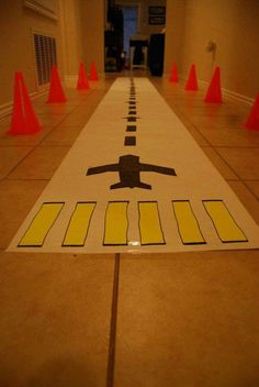 Airplanes Birthday Party Ideas | Photo 1 of 21 | Catch My Party
